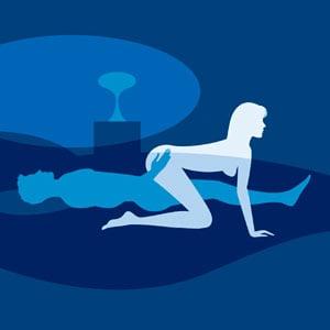 posisi seks woman on top