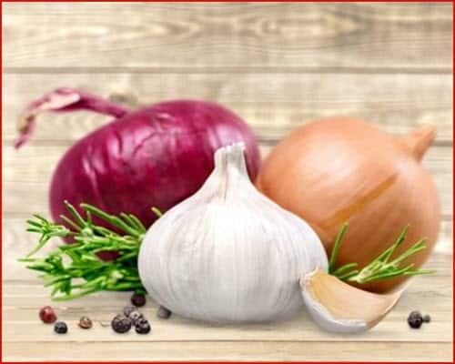 Cara memperbesar alat vital pria dengan bawang merah putih